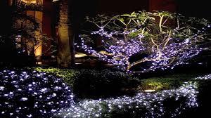 Blue Led String Lights by Grde 17m 55ft 100 Led Solar Powered Fairy String Light For Outdoor