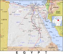 Map Egypt Eg Egypt Public Domain Maps By Pat The Free Open Source