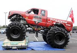 monster truck bigfoot 5 mclane stadium to host monster truck event with u0027bigfoot u0027 baylor