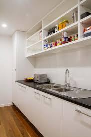 pot drawers blum drawers white kitchen www
