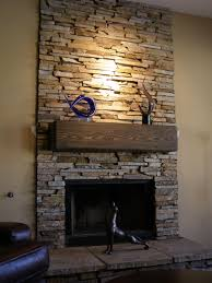 stacked stone fireplace designs 25 best ideas about stacked stone