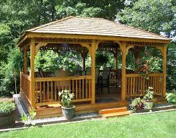 Outdoor Lighting Fixtures For Gazebos by Top 25 Best Backyard Gazebo Ideas On Pinterest Gazebo Garden