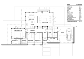 Simple 4 Bedroom House Plans by Contemporary 4 Bedroom House Plans 63