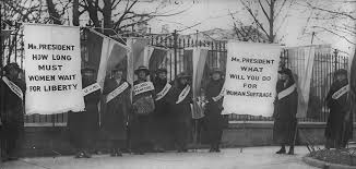 Top Ten Suffragists