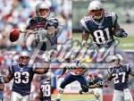 New England Patriots attack
