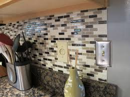 Kitchen Backsplash Peel And Stick Kutsko Kitchen - Peel on backsplash