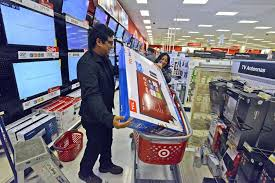 black friday in target 2016 black friday shopping frenzy fizzles in stamford stamfordadvocate