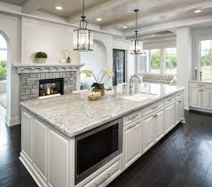 granite countertop kitchen cabinets materials subway tile