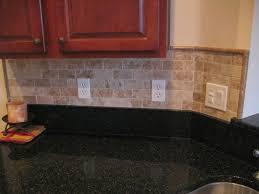 Kitchen Backsplash Cherry Cabinets by Tile Backsplash Pictures And Design Ideas