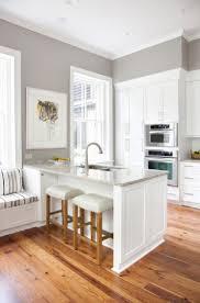 Kitchen Design Trends by Wonderful Kitchen Design Trends 2017 Studio Grey Wall White Seat