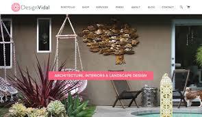 Interior Designer Website by Interior Design Website Design Firm In Los Angeles