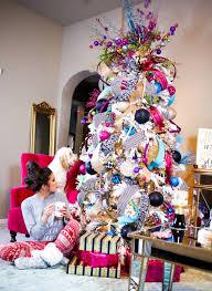 10 totally unique christmas tree decorating ideas studio m blog