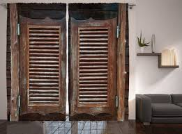 western saloon door curtains western home decor pinterest