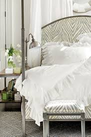 decorating with zebra prints ballard designs how to decorate kenya gray fabric on louisa canopy bed