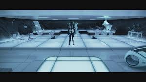 i always felt flynn u0027s home in tron legacy had a cool cyberpunk