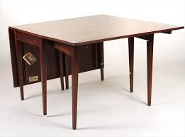 Henkel Harris Dining Room Igavel Auctions Henkel Harris Mahogany Drop Leaf Dining Table
