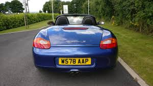 used 2000 porsche boxster 986 96 04 s for sale in lancashire