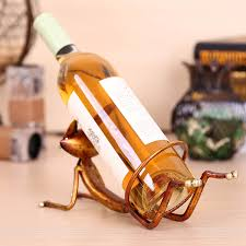 best and cheap golden tooarts yoga cat wine rack practical sculp