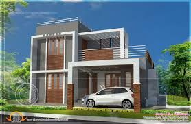 indian small modern house picture south indian house home wall