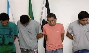 Irmãos são presos acusados de assassinarem obreiro na porta de ...