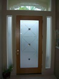 contemporary front doors with glass choice image glass door