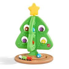 amazon com step2 my first christmas tree toys u0026 games
