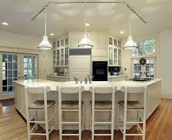 Kitchens With Islands Ideas Large Kitchen Island Lighting Cozy And Inviting Kitchen Island