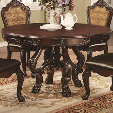 Used Dining Room Furniture Table Delightful Dining Tables Round Glass Pedestal Table Room