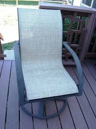 Brown Jordan Outdoor Furniture Repair by Patio Furniture Replacement Slings In Colorado With Weston Heather
