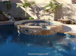 pool design scenic pool and spa ideas with pool slide and pool
