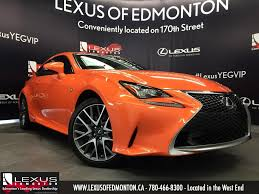 lexus rc 300 awd for sale new orange 2016 lexus rc 350 awd f sport series 1 review youtube