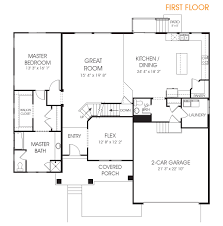 How To Create Your Own Floor Plan by Vanessa Utah Two Story Home Floor Plan Edge Homes