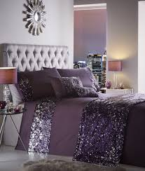 Purple Bed Sets by Nursery Beddings Grey And Purple Tartan Bedding With Purple And