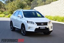 lexus hybrid rx450 2012 lexus rx 450h f sport review performancedrive