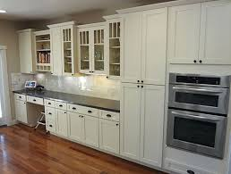 Glass Shelves Kitchen Cabinets Cabinets U0026 Drawer Shaker Kitchen Cabinets Glass Doors Open