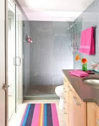 Romantic Bathroom Decorating Ideas Decoration For Bathroom Hallway Bathroom Makeover With Only 100