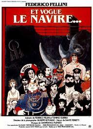 Et Vogue Le Navire affiche