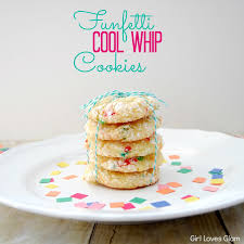 Halloween Cake Mix Cookies by Funfetti Cool Whip Cookies Loves Glam