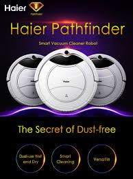 Cleaning Robot by Original Haier Swr Pathfinder Vacuum Cleaner Robot Us Plug 190 81
