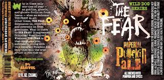"Label Reveal: Flying Dog ""The Fear"" 