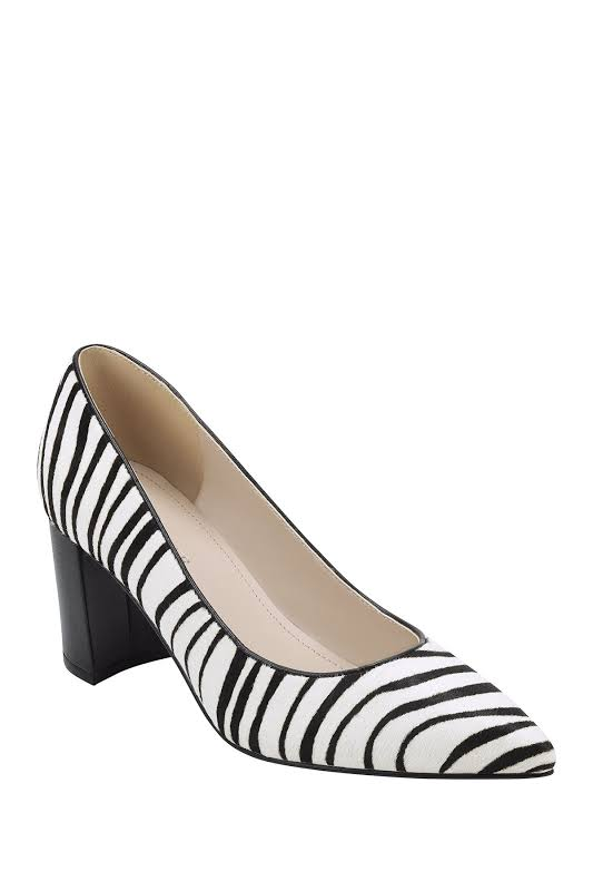 Marc Fisher CLAIRE 5 Zebra Haircalf