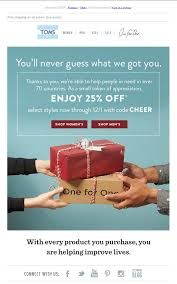 What Is Thanksgiving To You 15 Best Black Friday U0026 Cyber Monday Email Campaigns