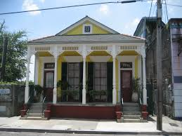the new orleans shotgun house archi dinamica architects inc
