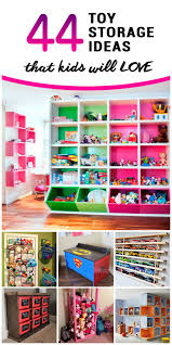 Kids Room Bookcase by 44 Best Toy Storage Ideas That Kids Will Love Toy Storage