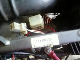 honda 300ex wont start starter solenoid please look honda atv