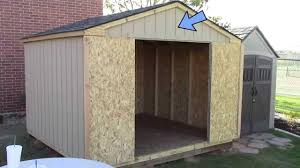 Plans For Building A Wood Storage Shed by Building A Pre Cut Wood Shed What To Expect Home Depot U0027s