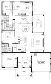 Modern Family Dunphy House Floor Plan by 100 Houses Floor Plan The Evolution Vr41764c Manufactured