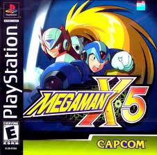 Megaman X5 [PAL] [Español] [PSP]
