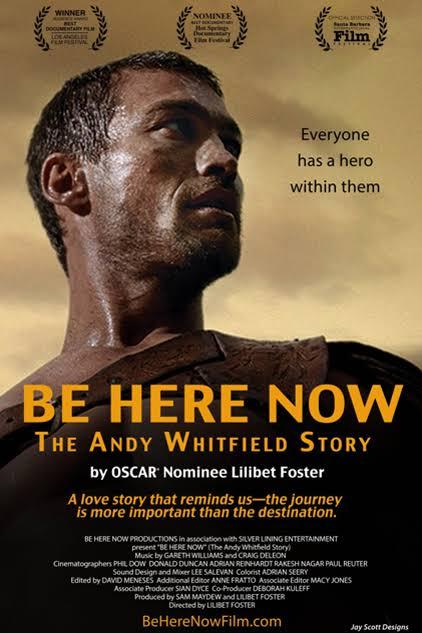 Fii aici acum: Povestea lui Andy Whitfield