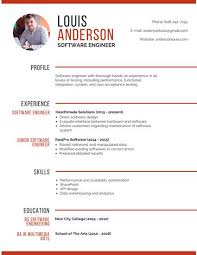 Carterusaus Prepossessing Classic Resume Templates Resume     Carterusaus Prepossessing Classic Resume Templates Resume Templates Objective Sample With Lovable Professional Resume Software Engineer With